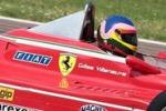 Jacques guida la Ferrari nel nome di papa' Gilles