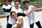 "I palermitani ""speak sport"": esibizioni al parco Cassara'"