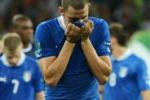 Europei, le lacrime degli azzurri