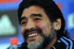 Maradona vince la battaglia con il fisco italiano