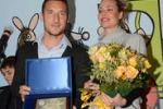 Nuovo reparto al Gemelli: inaugurano Totti e Ilary Blasi