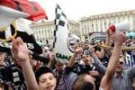 Juve, festa tricolore: anche in Sicilia