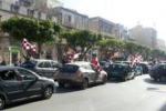 Trapani promosso in B: festa in città