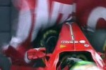F1: Massa, che botto a Montecarlo!