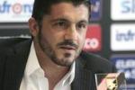 """Gattuso: """"Con il Verona voglio entusiasmo"""""""