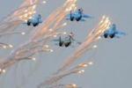 Fiera aerospaziale, show e suspance nei cieli di Mosca