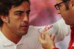 """F1, Alonso furioso con i box Ferrari: """"Siete scemi"""""""