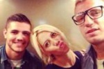 Wanda Nara lascia Maxi Lopez su twitter: forse un flirt con Icardi