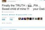 """Balotelli su Twitter: """"Sì, Pia è mia figlia"""""""