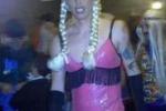 Carnevale, Hamsik si traveste da donna
