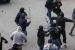 Finale di Coppa Italia: scontri, caos e feriti