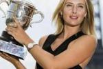 Sharapova supersexy dopo la vittoria al Roland Garros
