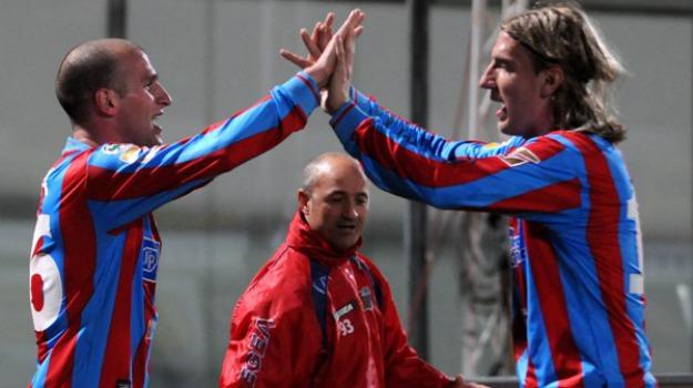 catania calcio, Cristian Llama, Catania, Calcio