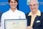 Castellammare, il giovane Leonardo e' cuoco internazionale
