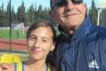 Mille metri su pista, Silvia Ingrassia vince il titolo regionale