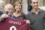 Calcio, una targa a Paceco per ricordare Cusenza