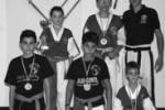 Kick Boxing, eccelle la Cosmos Gym di Castelvetrano