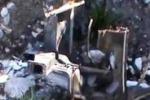 Monte Bonifato, i volontari puliscono le aree incendiate