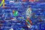 Arte a Gibellina, allestita una mostra collettiva