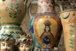 Le ceramiche di Burgio in mostra a Trapani