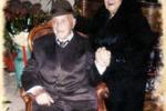 Filippo e Rosa, sposati da 73 anni: festa a Castellammare