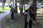Volontari dall'estero ad Alcamo per ripulire il verde pubblico