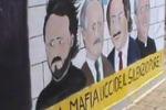 Murales ad Alcamo sulle vittime della mafia