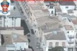Alcamo, attentato alla segreteria di Papania: 3 arresti. Le immagini