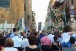 Alcamo, la Madonna dei Miracoli in processione