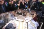 Arriva ad Alcamo l'urna di san Giovanni Bosco