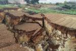Voragine a Marsala, il Comune: subito un progetto per il territorio