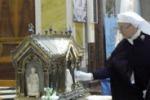 Reliquie di Santa Bernadette, tour nel Trapanese