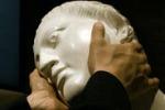 Mazara del Vallo, per i non vedenti la statua del Satiro