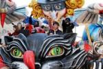 """Danze e carri per il """"Carnevale di Valderice"""""""