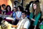 Visita archeologica per gli studenti di Castelvetrano