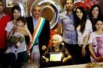 Festa a Marsala per i 100 anni di nonna Rosa