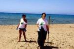 Castelvetrano, volontari in campo per ripulire la spiaggia