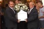 Alcamo, commozione ai funerali del bimbo morto