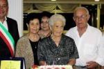 Marsala, festa per i 100 anni di nonna Maria