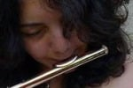 La flautista Laura Trapani in concerto a Marettimo