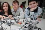 Ingegno e fantasia, ecco i robot costruiti dagli studenti