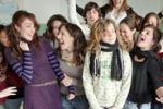 Cronaca in classe. Studenti-attori al Liceo Umberto
