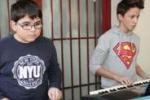 Cronaca in classe. Musica e scacchi alla Scianna di Bagheria