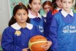 Cronaca in classe. Divertimento e legalita' con il basket