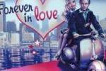 San Valentino, Ken regala a barbie un mega murales