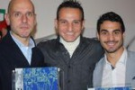 """Vito Massimo Catania premiato """"atleta dell'anno"""""""