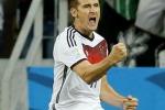 Klose, 15 gol mondiali: eguagliato il record di Ronaldo