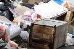 Emergenza rifiuti a Palermo, il servizio di Tgs