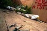 Palermo, degrado nel sottopasso. Il servizio di Tgs