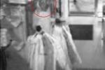 Colpo da Laros, le immagini del furto